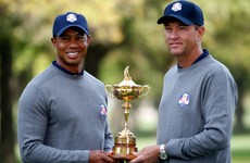 Tiger could still be Ryder Cup captain's pick