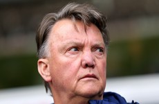 I'll be at Man Utd next season, says Van Gaal