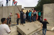 Chaos reigns in Iraq as rioters break into Baghdad's Green Zone