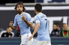 Pirlo and Villa combined beautifully as Vieira's NYC picked up rare win