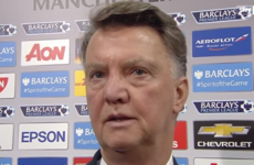 'Sex masochism' as Van Gaal blasts hairline Huth