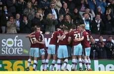 Joy for Ireland's Stephen Ward as Burnley seal Premier League return
