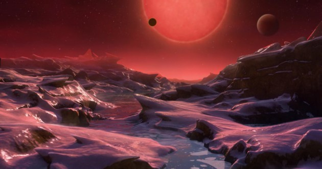 "Scientists have discovered three ""potentially habitable"" planets"