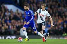 As it happened: Chelsea v Tottenham, Premier League