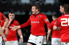 Former Munster hooker Fogarty forced to retire due to shoulder injury