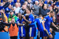 How Leicester went from 5000/1 outsiders to Premier League winners
