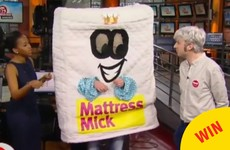 Mattress Mick has been spotted in Toronto as his documentary opens to rave reviews