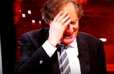 Oops... Vincent Browne dropped an f-bomb on live TV last night