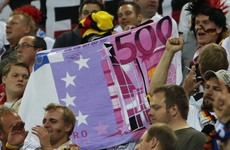 The €500 banknote looks set for the chop - but some Germans aren't happy