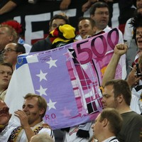 The �500 banknote looks set for the chop - but some Germans aren't happy