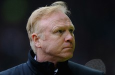 Egyptian champs searching for fifth manager this season as McLeish is sacked after 65 days