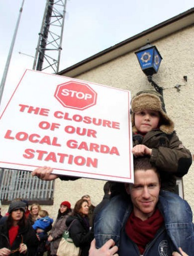 FactCheck: Has crime actually increased since all those garda stations were closed?