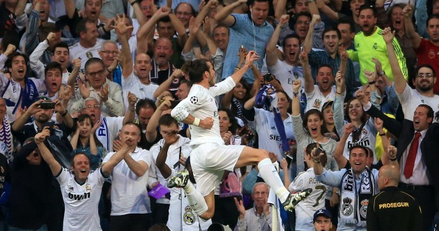 As it happened: Real Madrid v Manchester City, Champions League