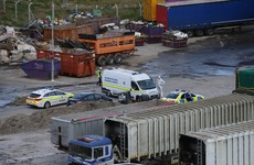 No 'deliberate injuries' caused to baby girl found at Bray recycling facility