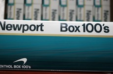 Menthol cigarettes will be 'banned in Ireland by 2020'