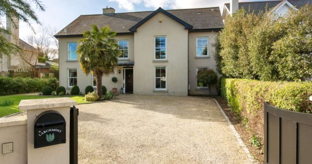 This gorgeous Blackrock home has more bathrooms than bedrooms