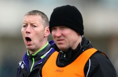 Two decades on from that famous Limerick point and now leading the rise of Kerry hurling
