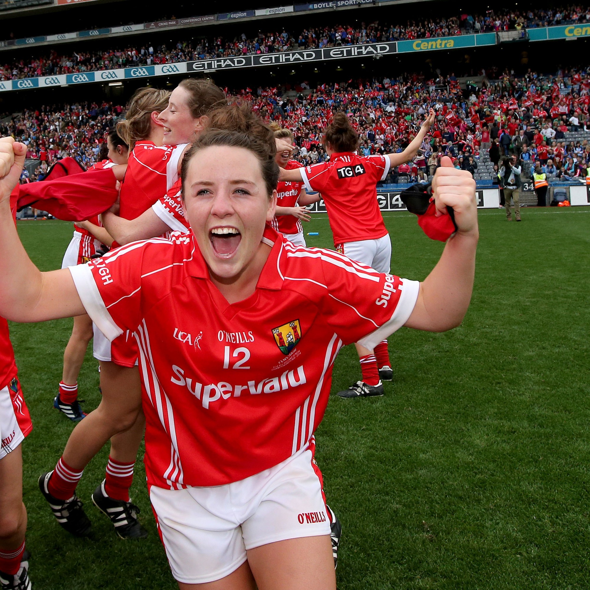 5-time All-Ireland winner turned down athletics scholarship in Kentucky to play for Cork