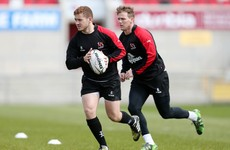 Craig Gilroy returns as Ulster set their sights on Ospreys finale