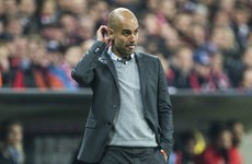 Guardiola: Dressing-room mole is Bayern's problem, not mine