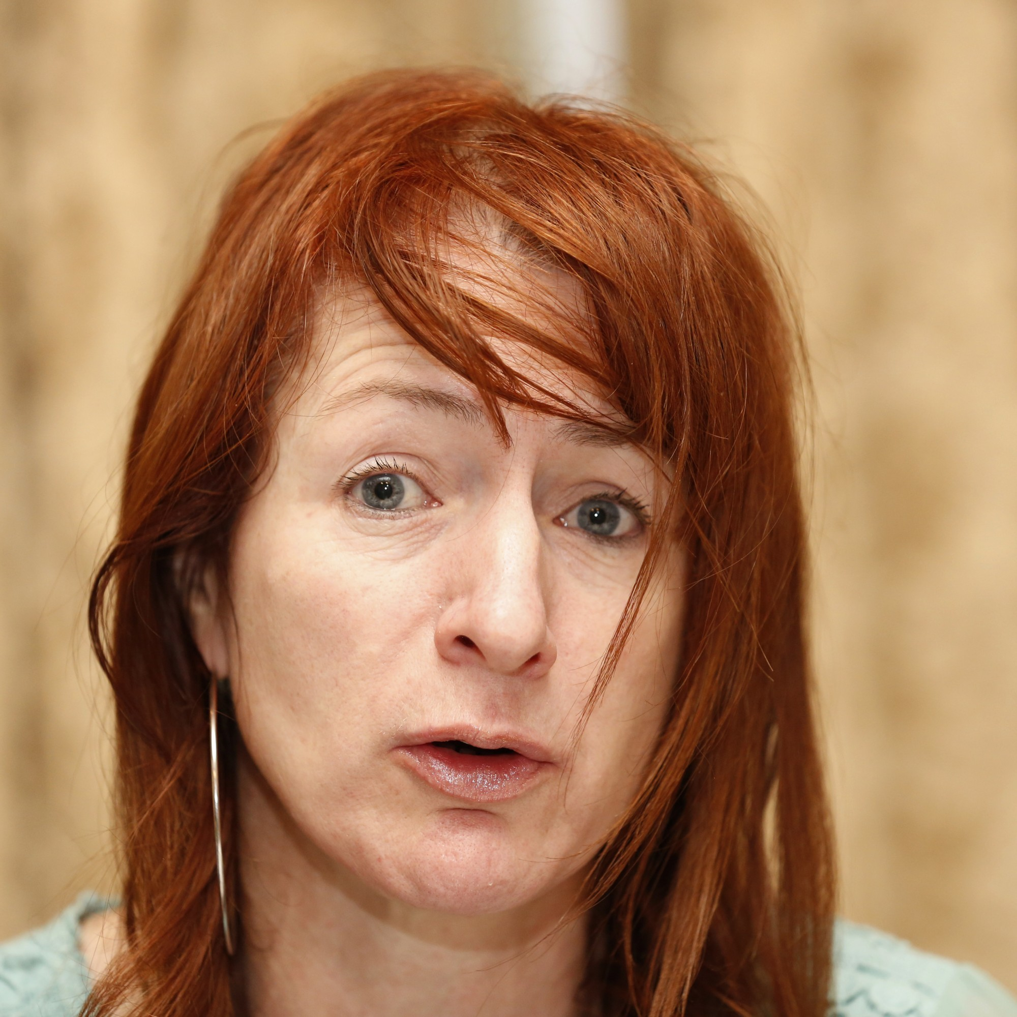 Amid Dáil uncertainty, Clare Daly reads letter from woman whose sister died by suicide