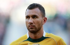 Quade Cooper claims Olympic sevens snub is down to Australian citizenship, not form