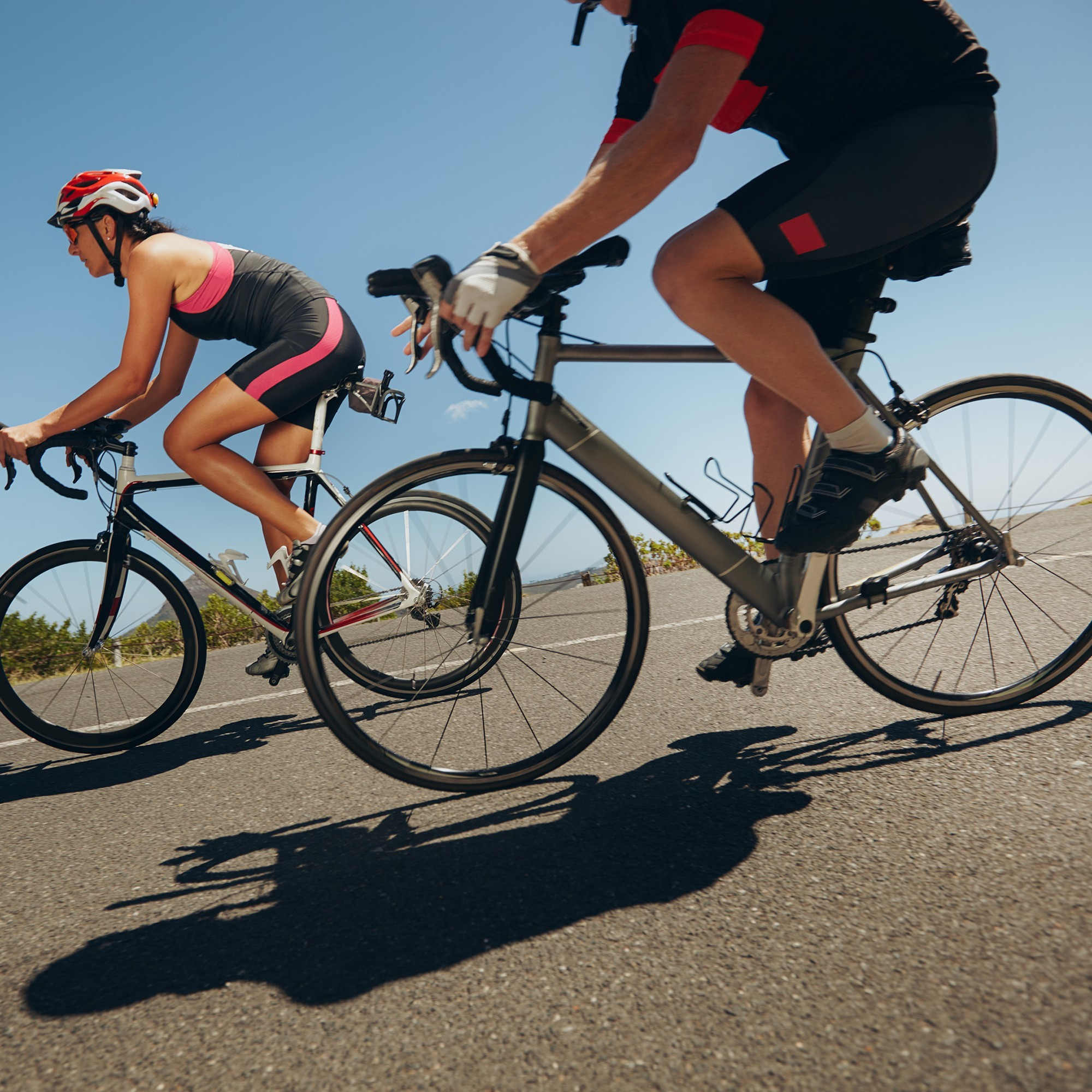 Cyclists warned about caffeine supplements after two young riders fall ill