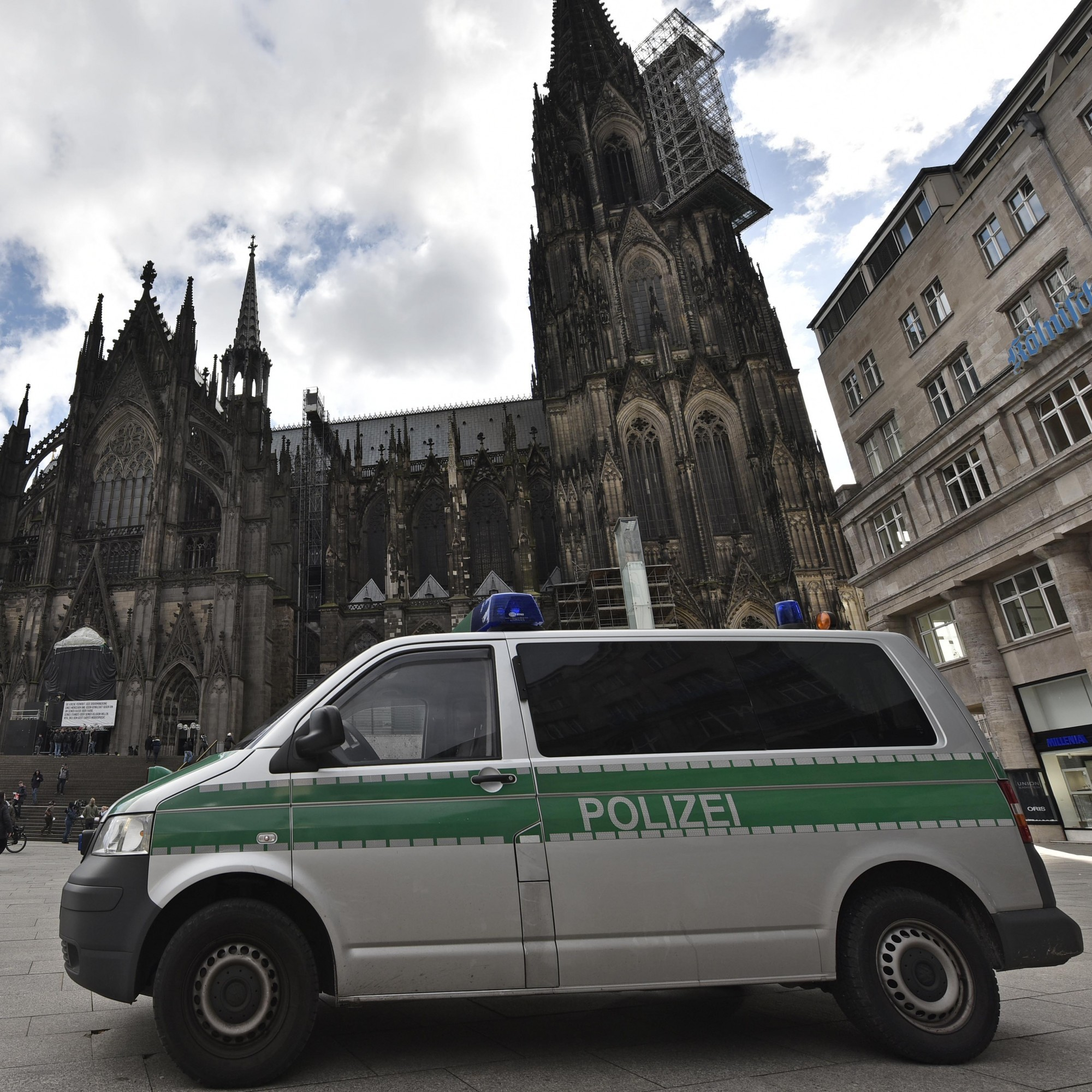 New Year's Eve sex assaults: Algerian man up in court in Cologne