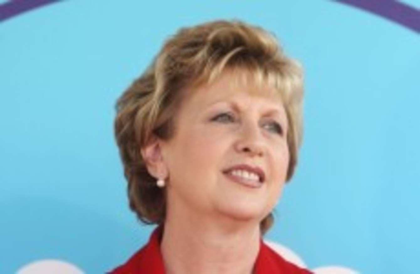 Mary McAleese prepares for the end of her presidency · TheJournal.ie