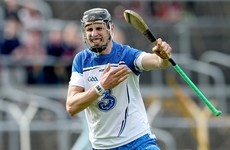 One change for Waterford ahead of Sunday's replay but Maurice Shanahan is once again kept in reserve