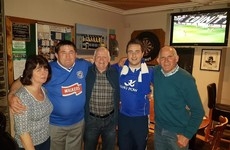 The Irishman who's a lifelong Leicester City fan