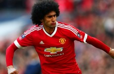 I hope menace Fellaini never plays in the Premier League again - Carragher