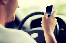 Gardaí planning huge crackdown on drivers using mobile phones
