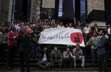 Egypt court recommends death sentence for 3 journalists