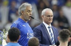 Leicester City are throwing one hell of a party and Andrea Bocelli kicked it all off