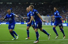 Party on! Leicester make light work of Everton to keep good times rolling