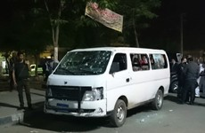 Eight policemen shot dead after their minibus was ambushed