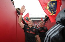 Season over early, but Stander excited by prospect of fresh start for Munster