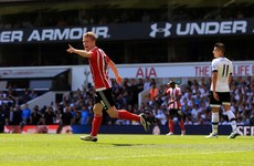Spurs go down to Southampton and open the door for Arsenal in race for second