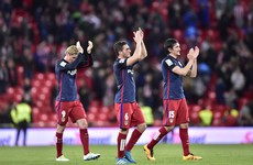 Giuseppi Rossi ends Atletico Madrid's title hopes after delicate Torres chip