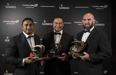Brilliant Bundee Aki scoops Guinness Pro12 Player of the Season award