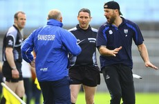 'I thought it was a mistake on Diarmuid's behalf' - Waterford boss on late free