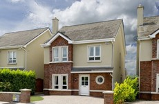 This attractive Athy development comes with neat gardens and stylish interiors