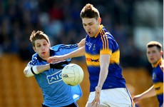Blow for Tipperary football as three young talents are US-bound for the summer