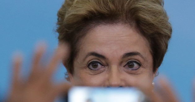 Brazil's president could be out on her ear - here's why