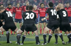 Munster will face the Maori All Blacks at Thomond Park later this year