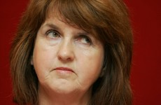 Joan Burton is resigning as Labour leader