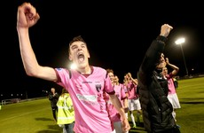 Wexford Youths come out on top of six-goal six-pointer at the bottom