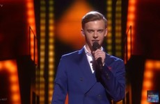 Irish people thought Estonia's Eurovision entry was the spit of Ryan Tubridy