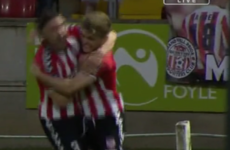 Derry player scores for his hometown club weeks after losing family members in Buncrana tragedy